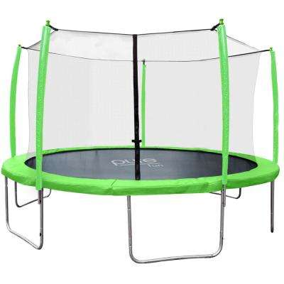Supa-Bounce 12 ft. Trampoline with Enclosure