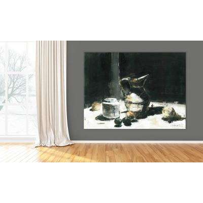 Nature Morte I By Jacques Clement Printed
