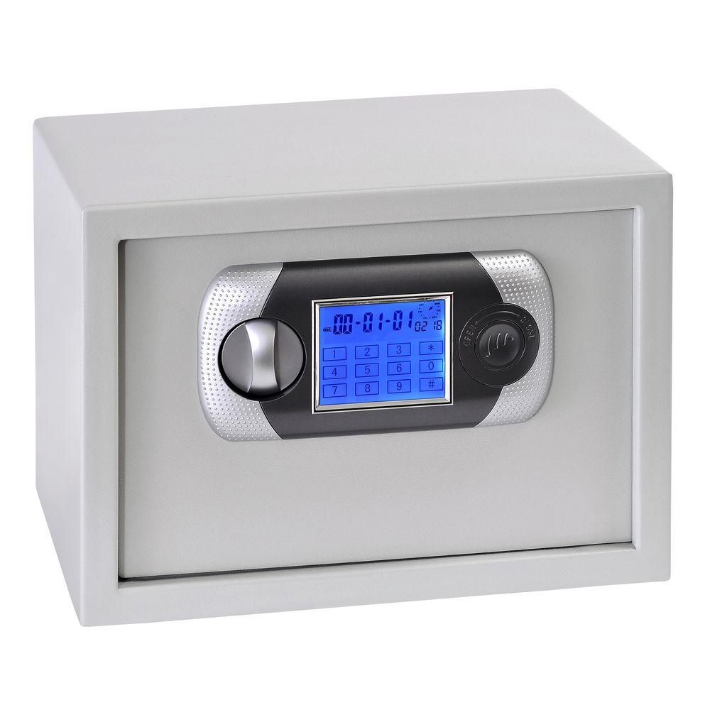 Buddy 0.78 cu. ft. Steel Touch Screen Hotel Safe with Electronic