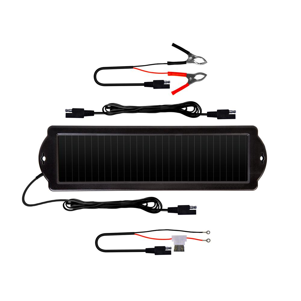 Sunforce 1-Watt Power Sports Charger