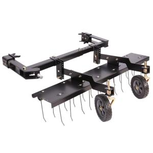 Brinly-Hardy 48 inch Front Mount Dethatcher for ZTR Mowers by Brinly-Hardy