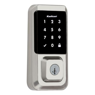 Oaks Labs Bronze Single Cylinder Smart Lock Deadbolt With 4 Entry Modes App Key Key Code Fob And Hard Key 1f G99g Rbgj The Home Depot
