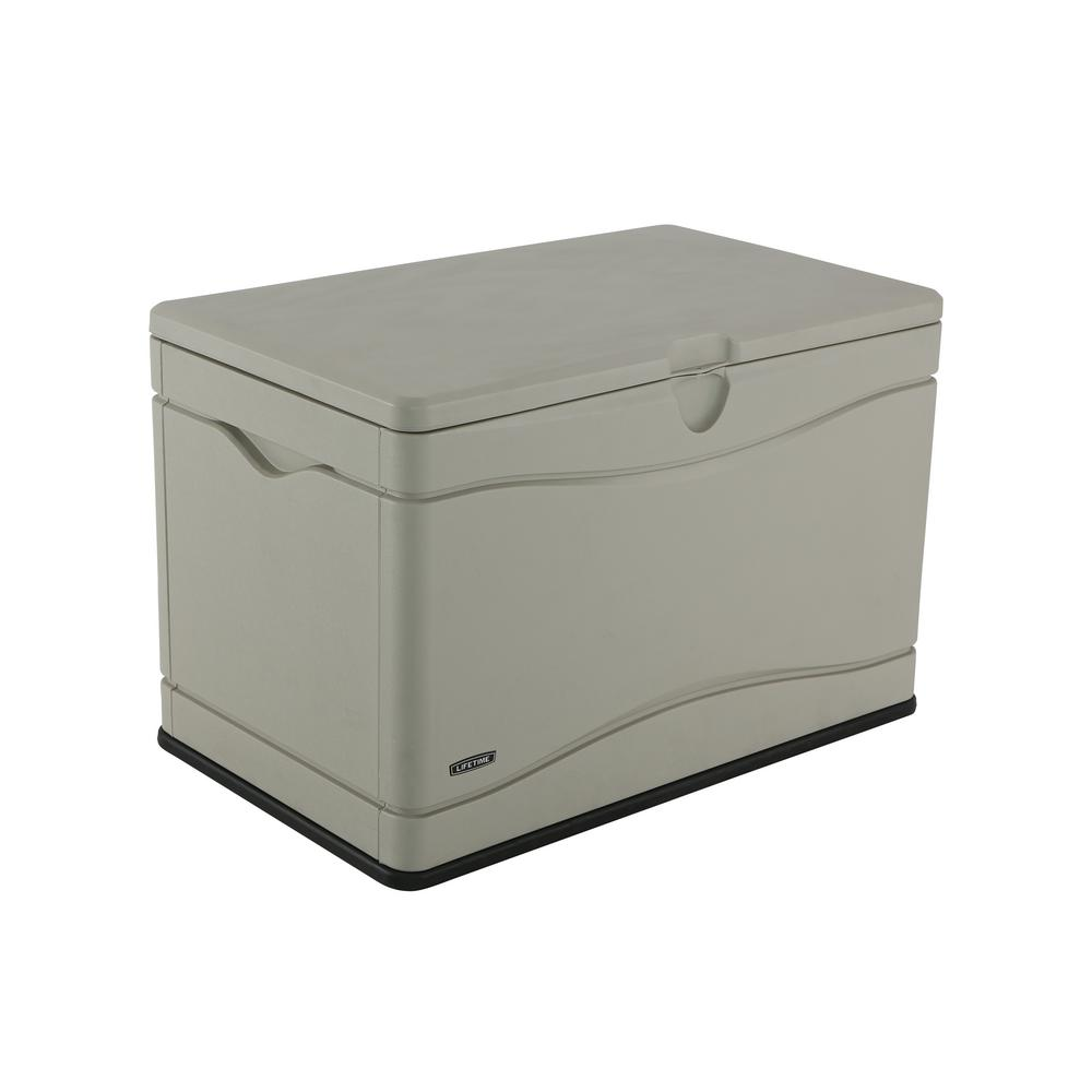 Lifetime 80 GalHeavy-Duty Outdoor Storage Deck Box