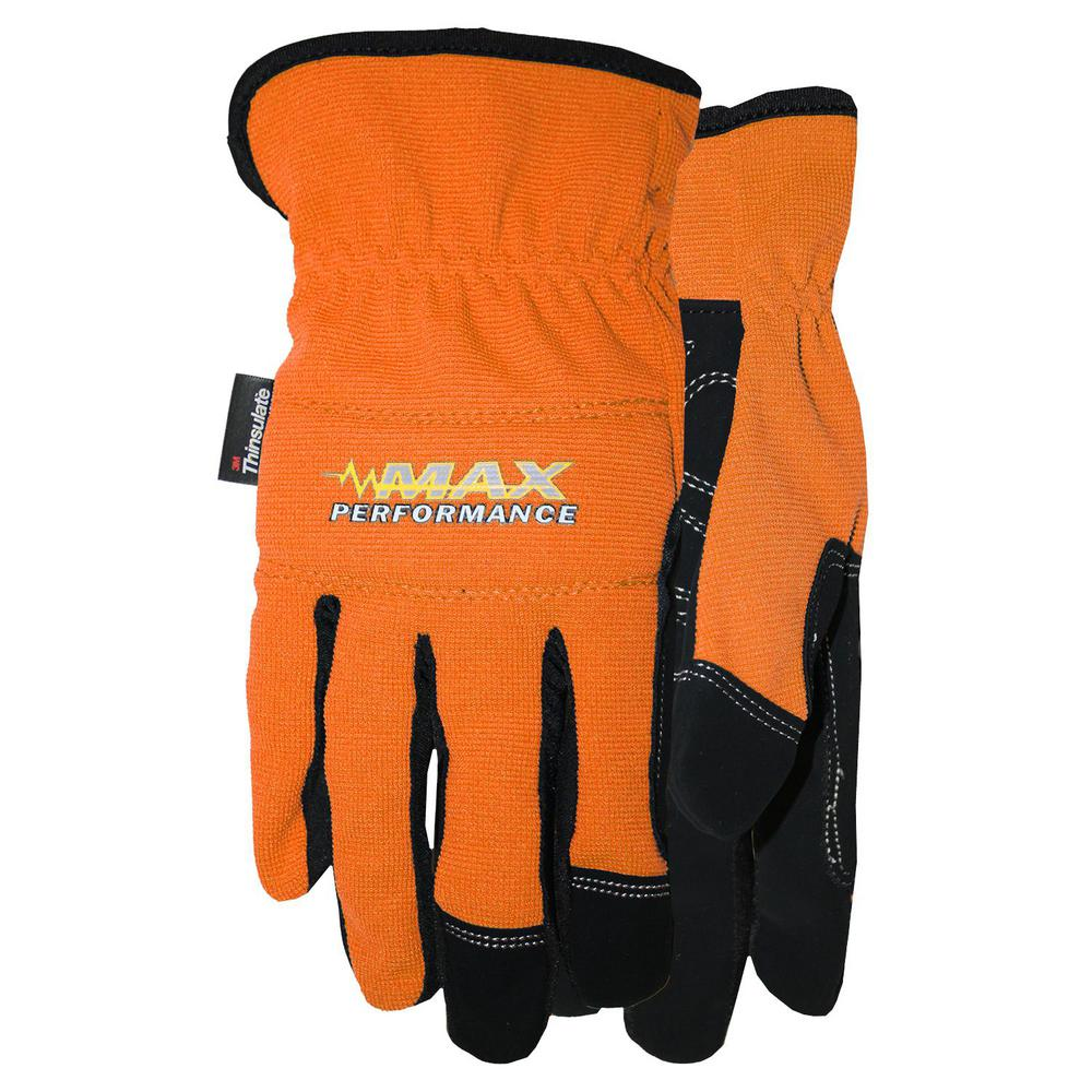 Midwest Gloves Amp Gear Max Performance Glove Mx450thor M Ds