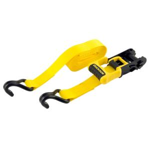 16 ft. x 1-1/4 in. Ratchet Strap (4-Pack)
