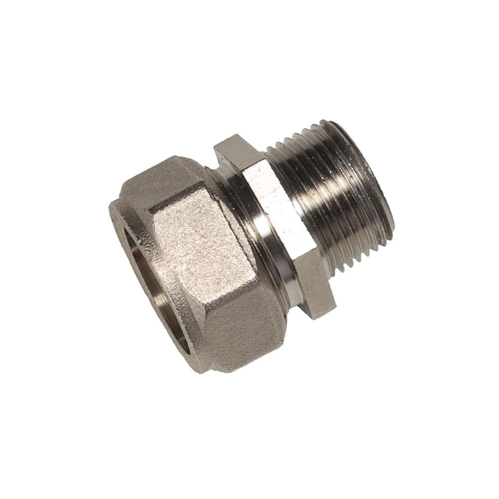 RapidAir MaxLine 3/4 in. Brass Compression Male Adapter