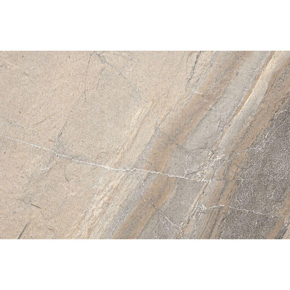 Ayers Rock Majestic Mound 13 in. x 20 in. Glazed Porcelain