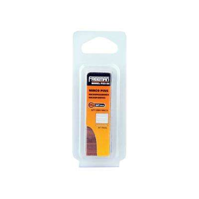 3/4 in  23-Gauge Glue Collated Pin Nail (2000 per Box)