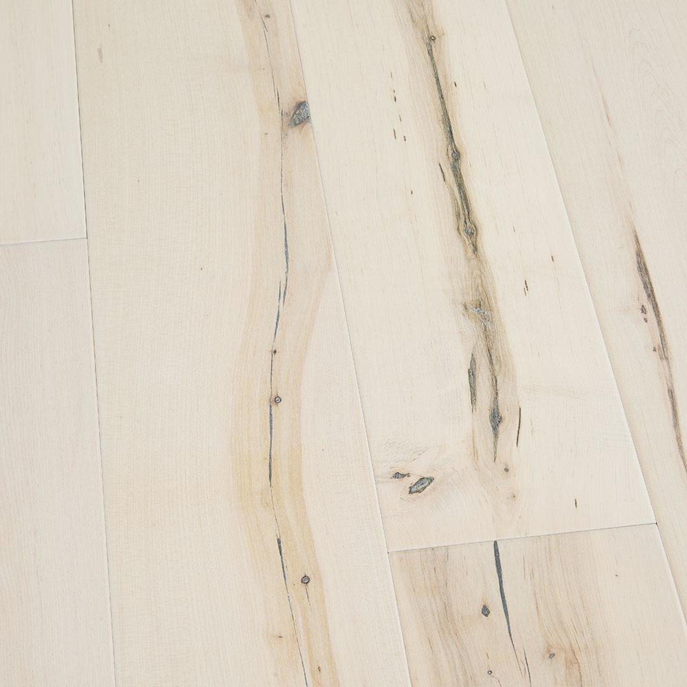 Malibu Wide Plank Take Home Sample - Maple Manhattan Engineered Hardwood Flooring - 5 in. x 7 in.
