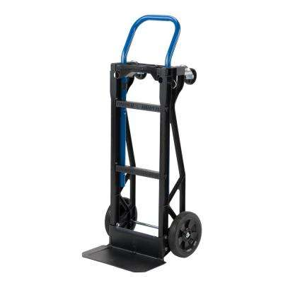 400 lb. Capacity Lightweight 2-in-1 Convertible Hand Truck