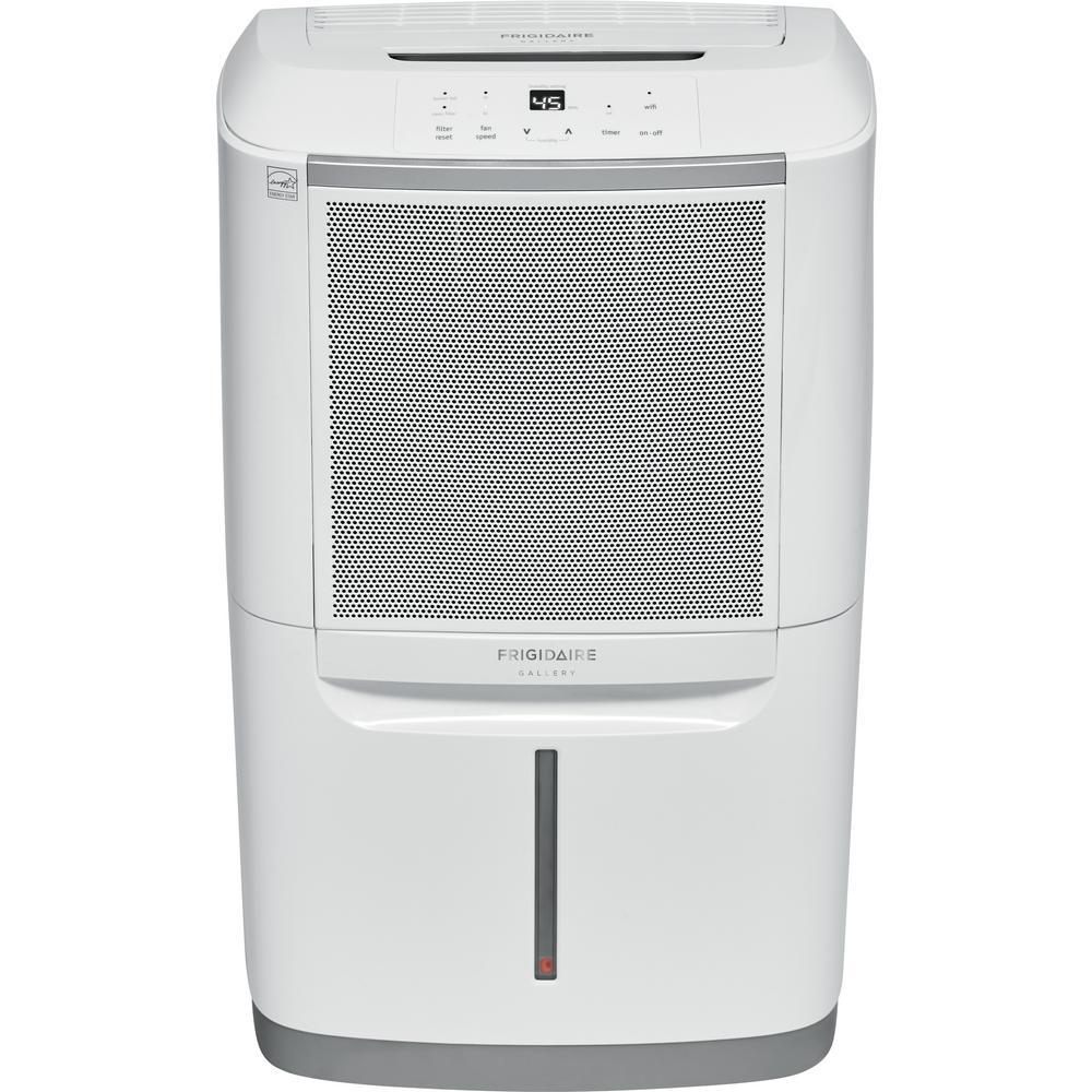 High Humidity 60-Pint Capacity Dehumidifier