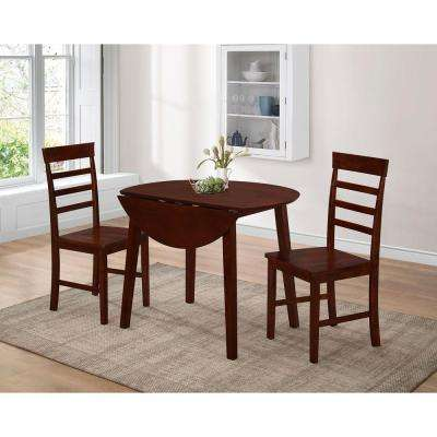 Harrison 3-Piece Antique Oak Dining Set