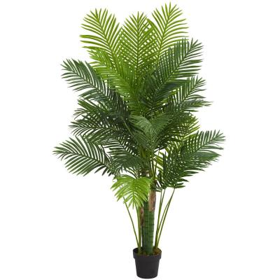 Indoor 6 ft. Hawaii Palm Artificial Tree