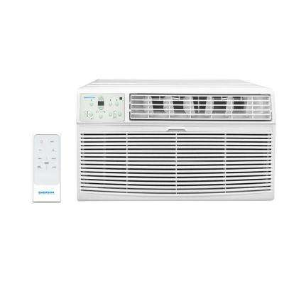 12000 BTU Through The Wall Heat and Cool Air Conditioner with Remote Control