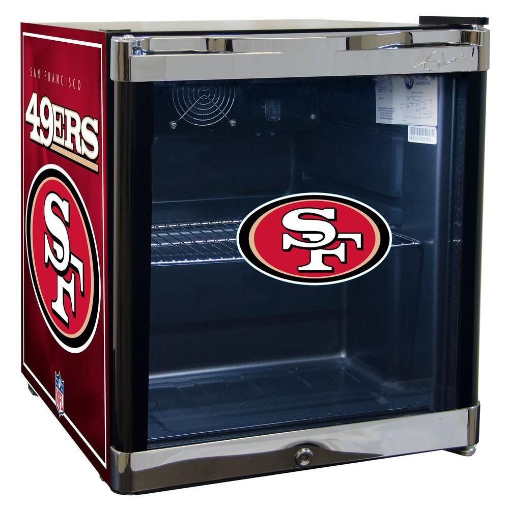 GLAROS 17 in. 20 (12 oz.) Can San Francisco 49ers Beverage Center
