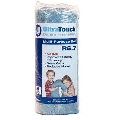 16 in. x 48 in. Denim Insulation Multi-Purpose Roll