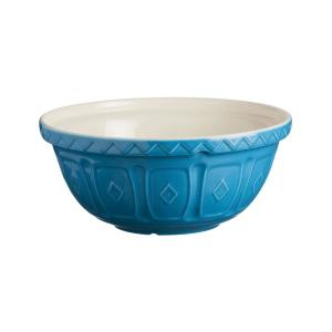Mason Cash S24 Azure 9.5 inch Mixing Bowl by Mason Cash