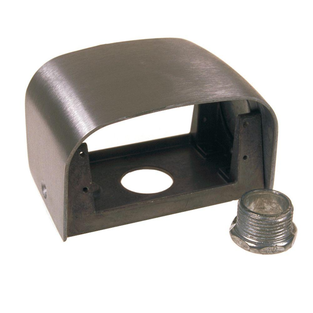 Service Pedestal Frame Housing With Chase Nipple