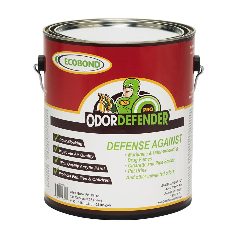 ECOBOND 1 gal. Off White Odor Defender Paint