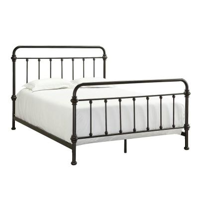 Calabria Metal King-Size Bed