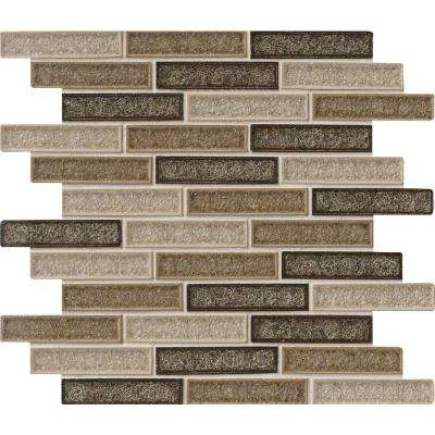Venetian Cafe 12 in. x 12 in. x 8mm Glass Mesh-Mounted Mosaic Tile (10 sq. ft. / case)