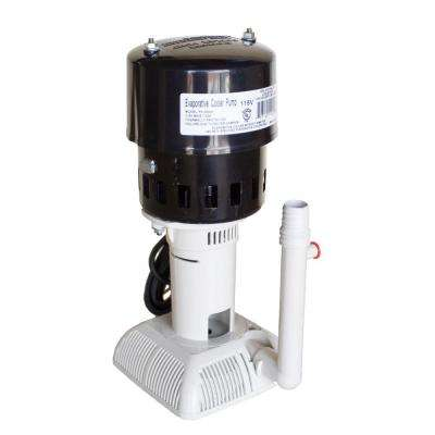 115-Volt 60Hz 21,000 CFM Evaporative Cooler (Swamp Cooler) Pump