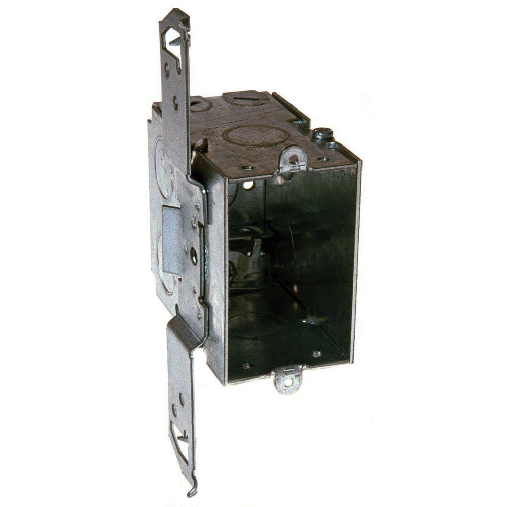 Ceiling box - 12 - Boxes & Brackets - Electrical Boxes, Conduit ...