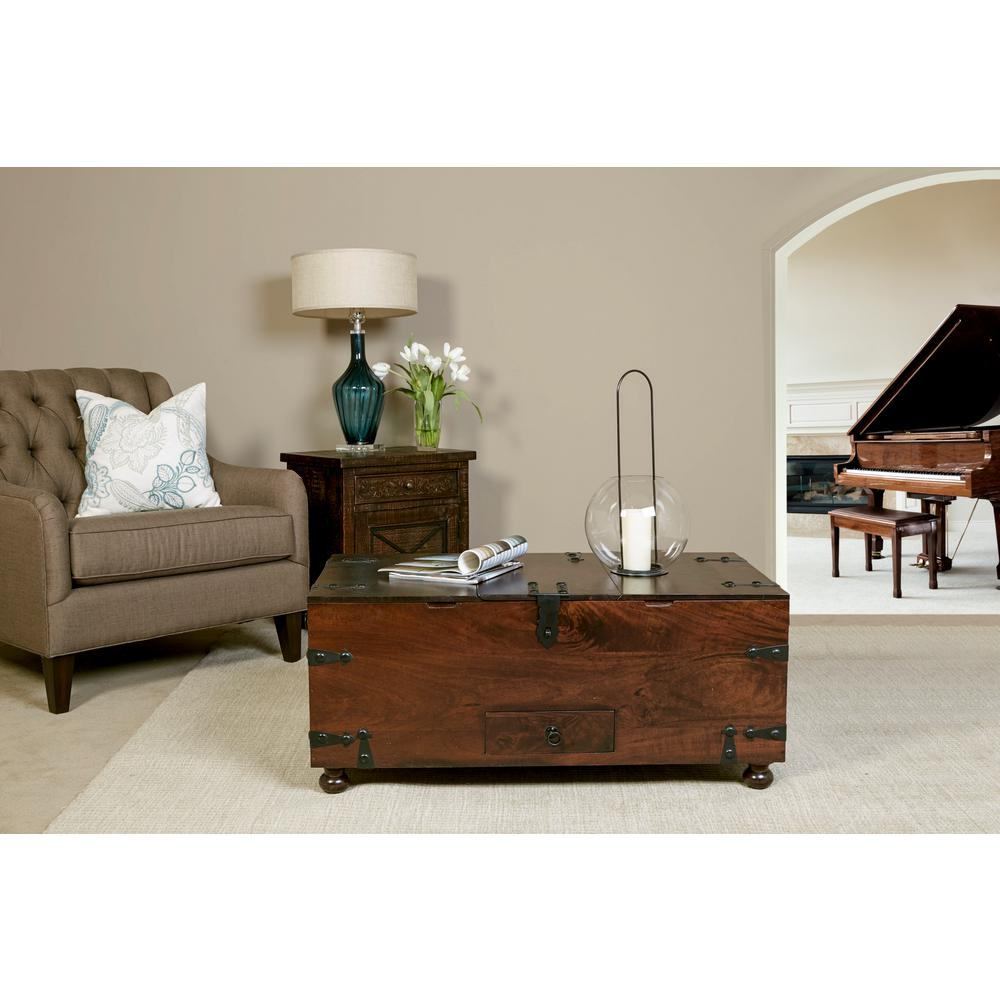 Nice Hillsdale Furniture Medford Brown Coffee Table