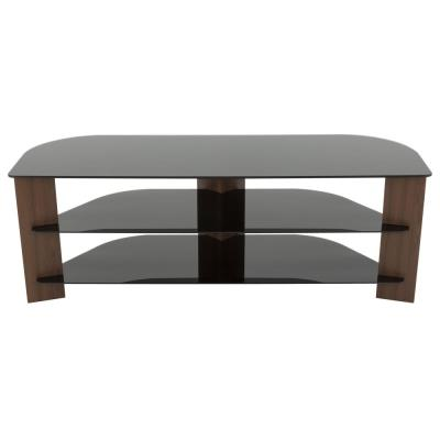 Varano Walnut TV Stand for TVs up to 65 in.