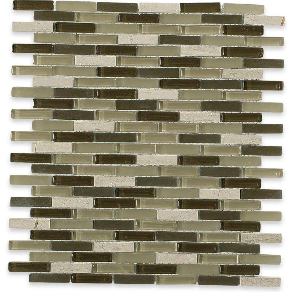 Splashback Tile Cleveland Staunton Mini Brick 3 In X 6 8 Mm