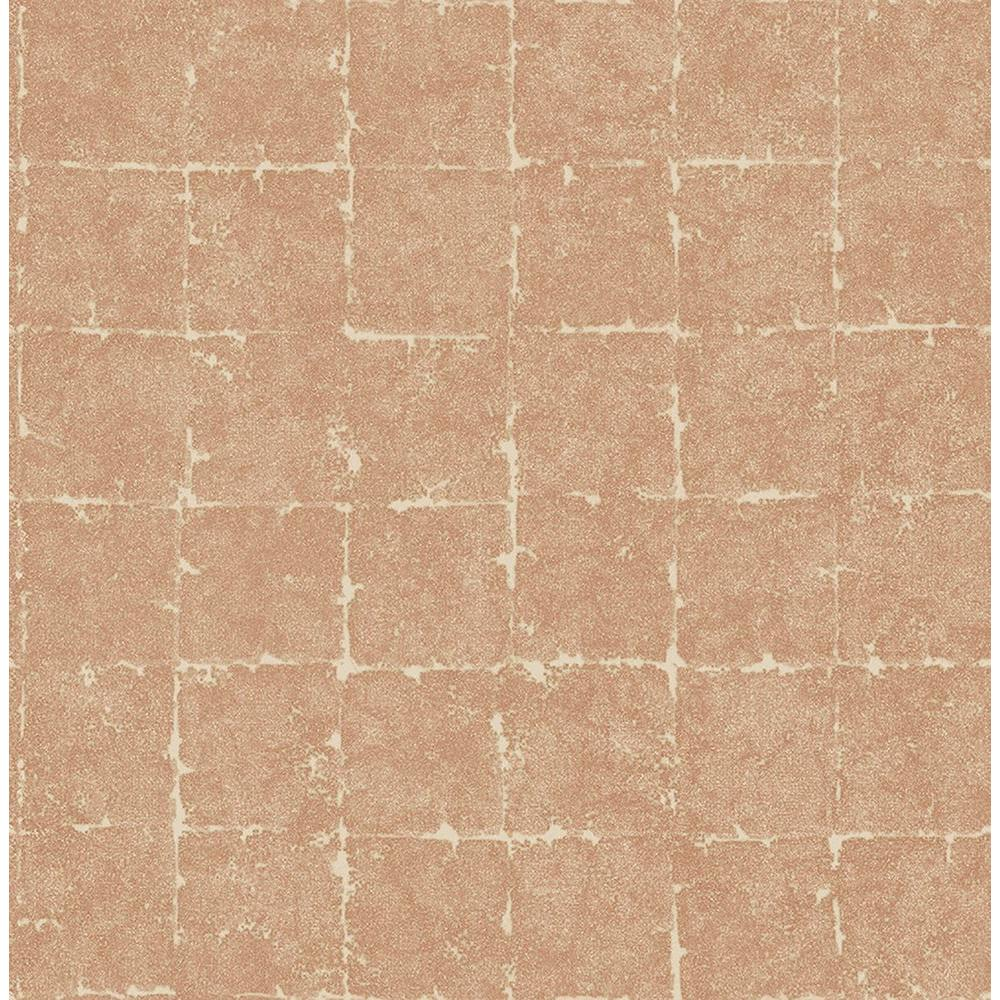 Meili Coral Rice Paper Wallpaper