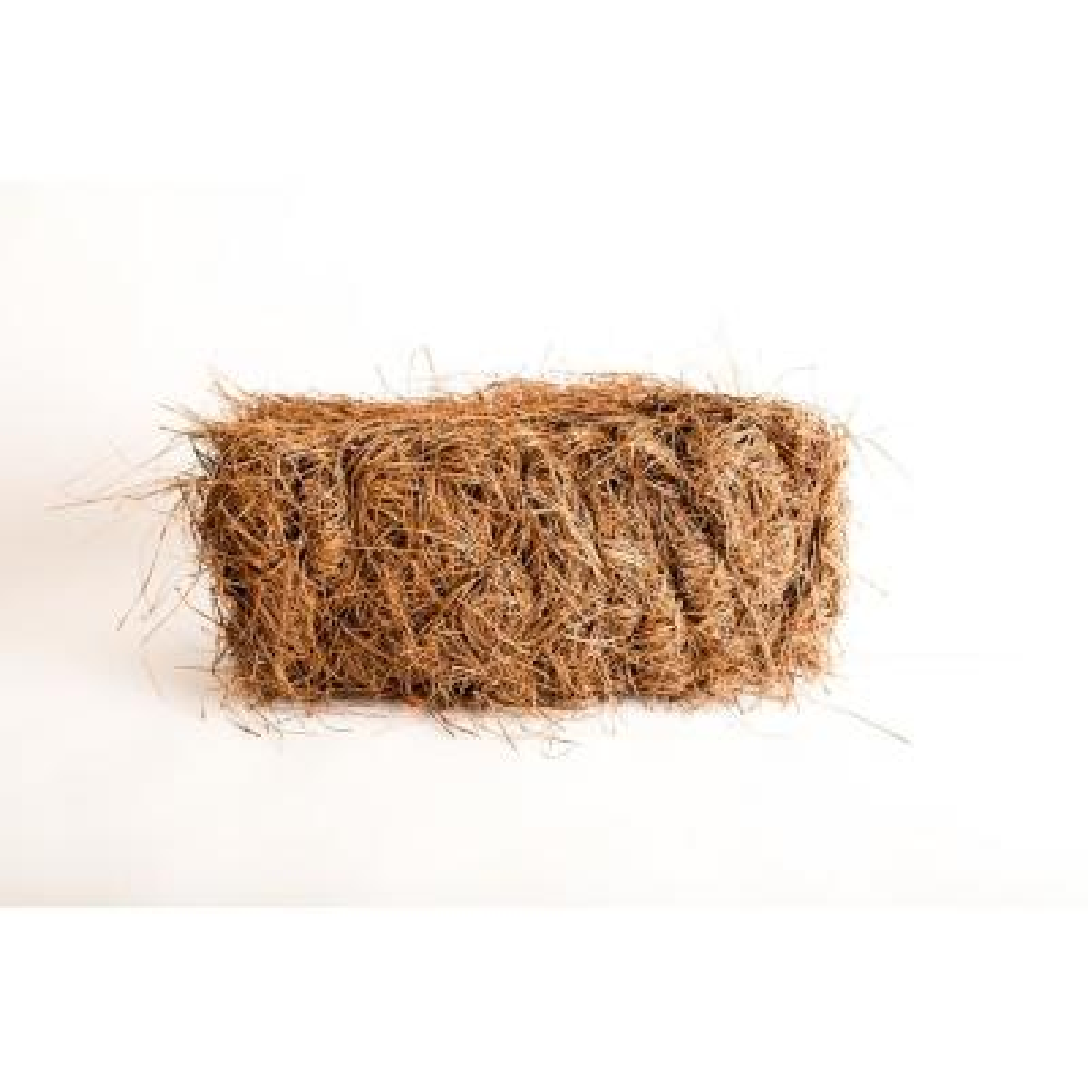 Baled Pine Straw