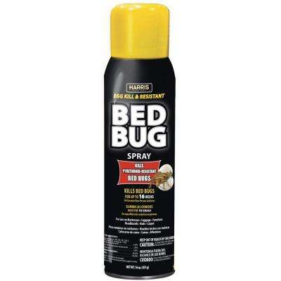 Egg Kill and Resistant Bed Bug Spray