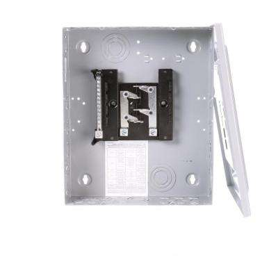 125 Amp 6-Space 12-Circuit Surface Mount Main Lug Load Center