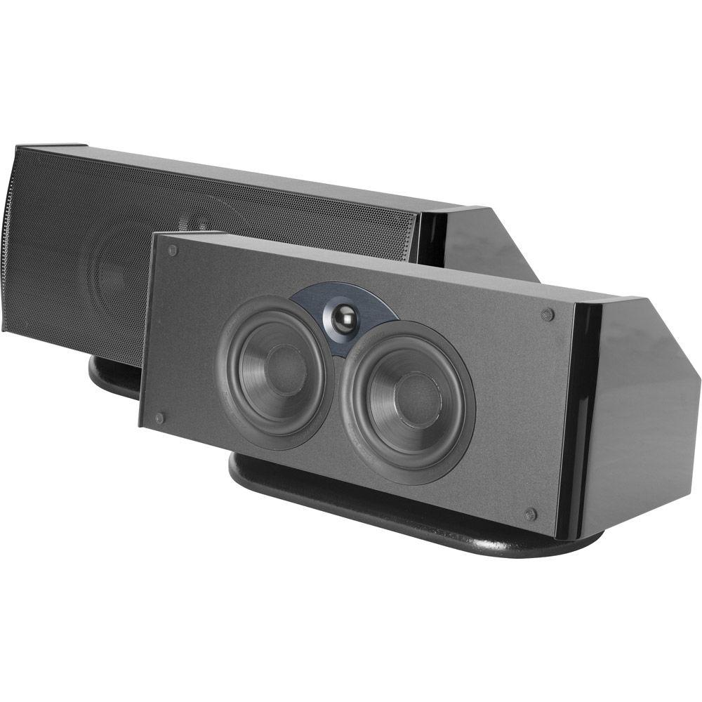Atlantic Technology THX Select Center Speaker in Gloss Black-DISCONTINUED