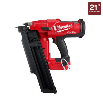 M18 FUEL 3-1/2 in. 18-Volt 21° Lithium-Ion Brushless Cordless Framing Nailer (Tool-Only)