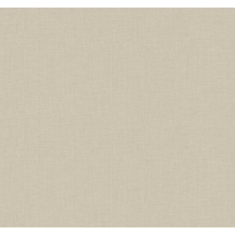 Gold Leaf Linen Texture Wallpaper