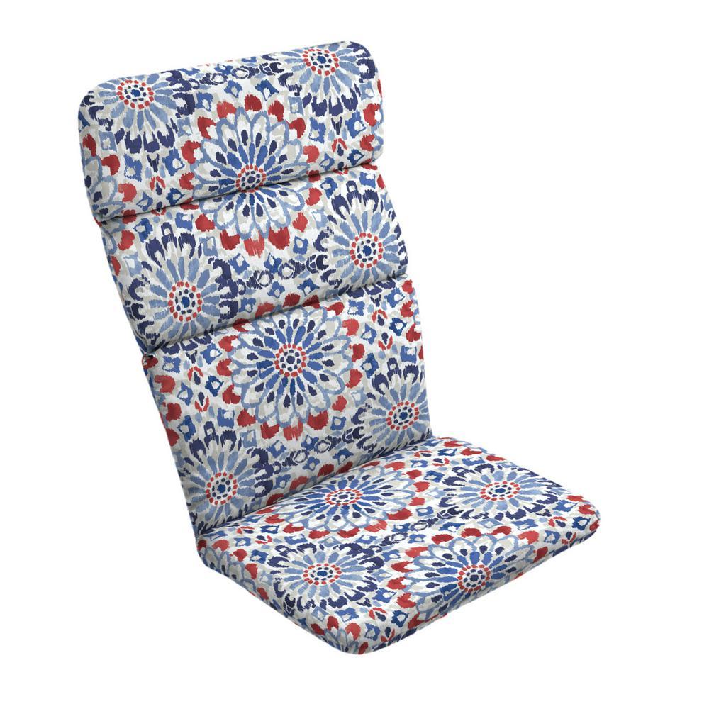 20 x 45.5 Clark Outdoor Adirondack Chair Cushion