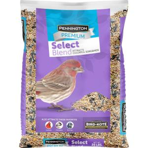 Premium Select 20 lbs. Wild Bird Seed Bird Food