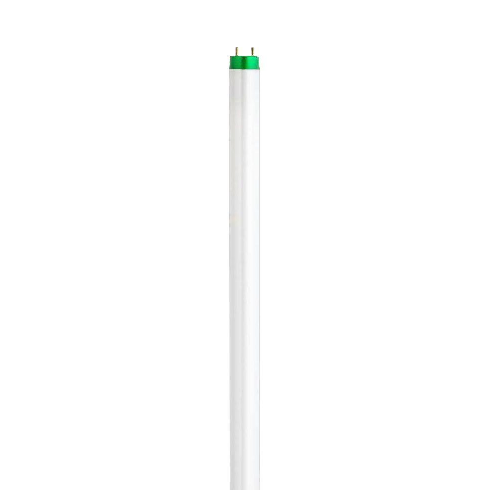Philips 4 ft. T8 32-Watt ALTO Long Life Neutral (3500K) Linear Fluorescent Light Bulb (30-Pack)