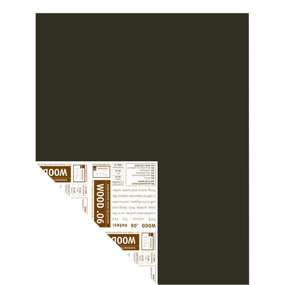 YOLO Colorhouse 12 in. x 16 in. Wood .06 Pre-Painted Big Chip Sample