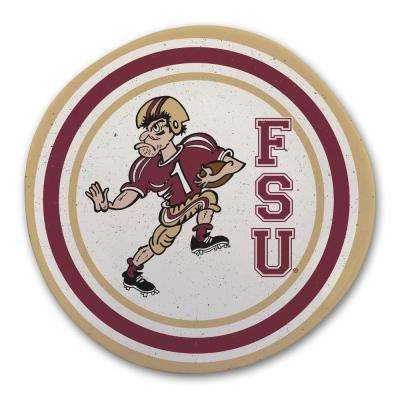 Florida State Multicolor Melamine Dinner Plate (Set of 6)