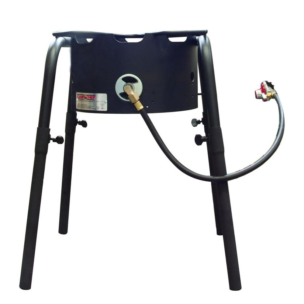 Maximum Output Steel Single Burner Stove