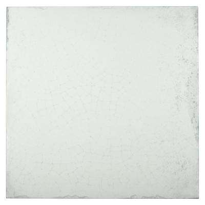 Dalia Blanco 12-1/8 in. x 12-1/8 in. Porcelain Floor and Wall Tile (15.95 sq. ft. / case)