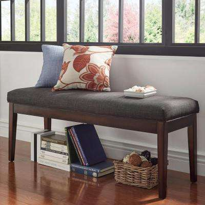 Whitmire Charcoal Bench