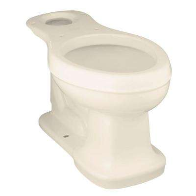 Bancroft Comfort Height Elongated Toilet Bowl Only in Almond