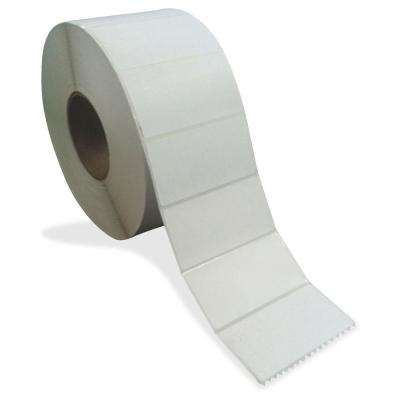 4 in. x 2 in. 12000 Thermal Transfer Labels, White (12000-Carton)
