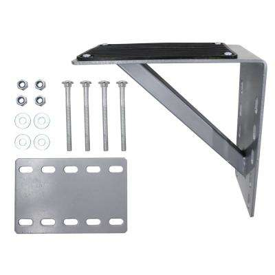 5 in. x 9 in. Steel Trailer Step