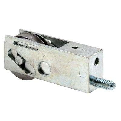 1-1/4 in. Ball Bearing Stainless Steel Sliding Door Roller Assembly