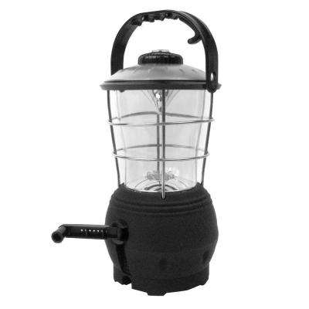 12 LED Camping Crank Lantern